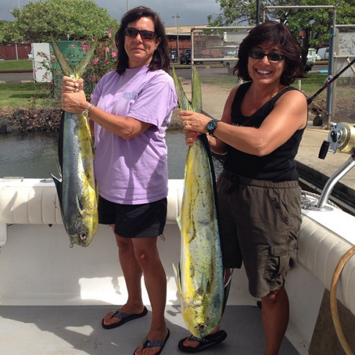 Kauai fishing charters