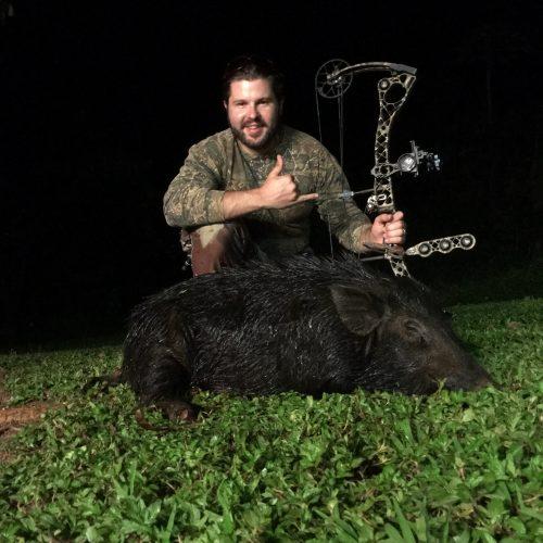 Kauai hunting