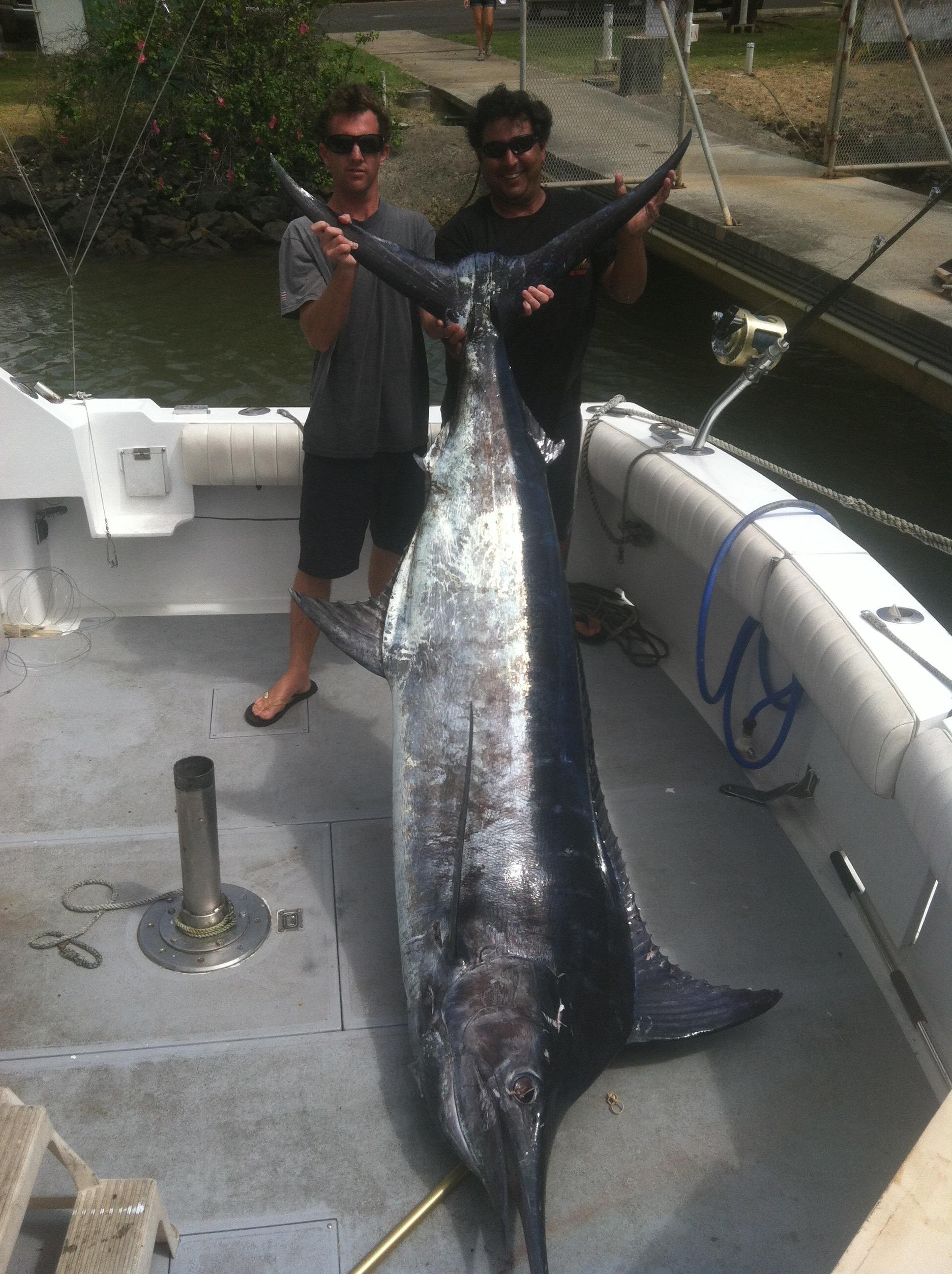 Kauai Fishing Charters