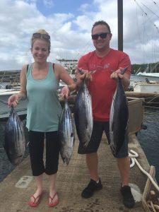 Kauai fishing charter