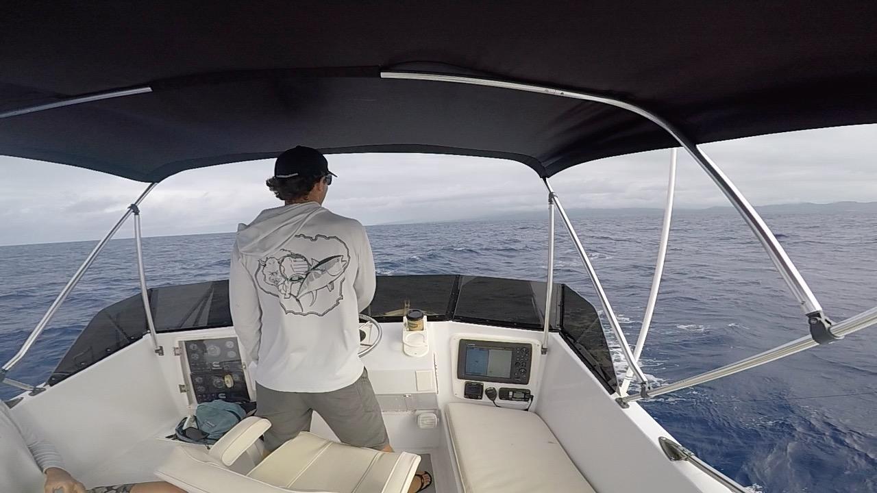Kauai deep sea fishing charter