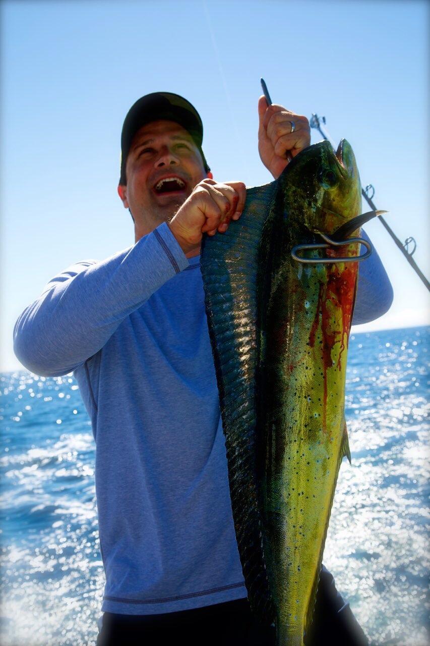 Sportfishing Kauai-Wahoo, Dolphin