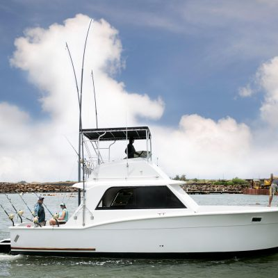 Kauai charter fishing